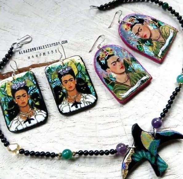 Collana Rondine Frida KAhlo